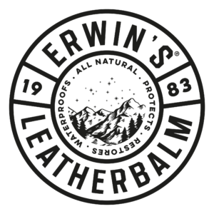 Erwin's leather Balm logo